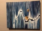 Le Blanc Banquise Est Une Peinture Galerie Creation